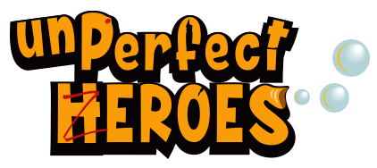 unPerfect Heroes Tabletop Board Games